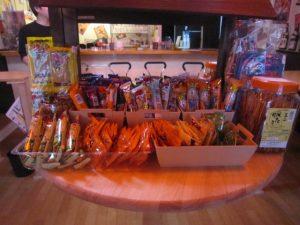 レトロ居酒屋 昭和軒 駄菓子を売っています