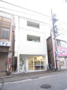 美容室 YAMASHIRO(ヤマシロ) 外観