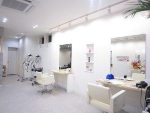 美容室 YAMASHIRO(ヤマシロ) 店内