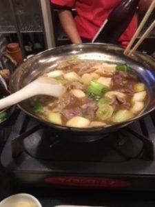 馬肉 肉鍋