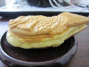 タイ焼 寿堂 カスタードクリーム