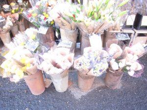花の里 花束