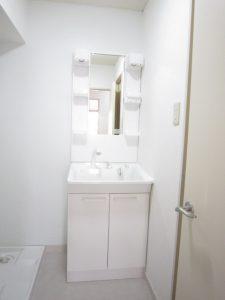 ハイツサガミ 独立洗面台