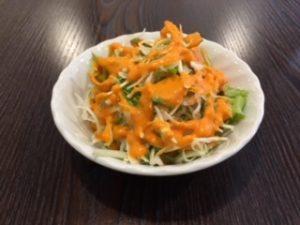 キング キッチン ランチサラダ