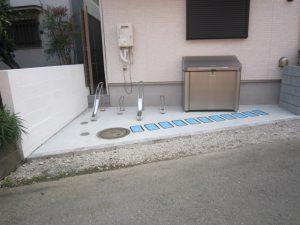 ベルベデーレ相南 駐輪場