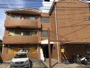 小田急相模原の賃貸マンション【カーサ松ヶ枝】外観